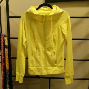 Lululemon Street To Studio Jacket Yellow Size 6
